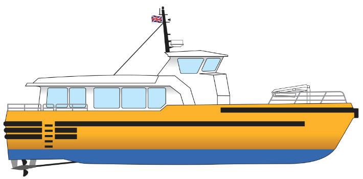 Windcat MK3VPXLR Side